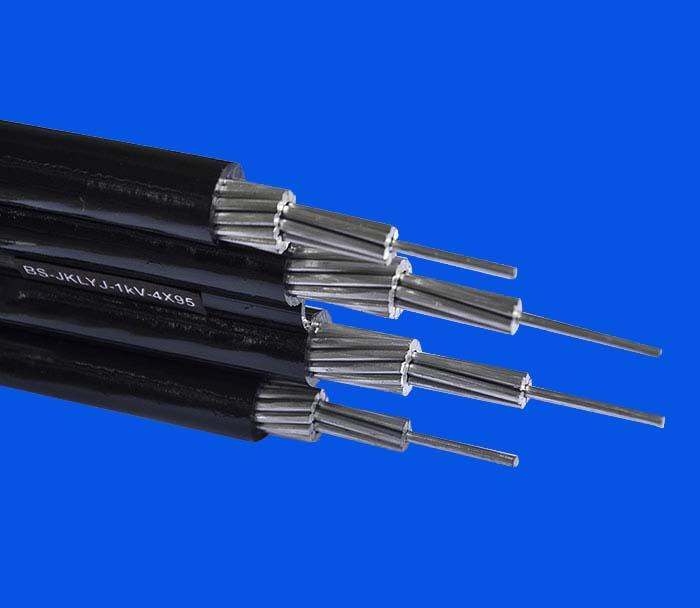 电压架空绝缘电缆